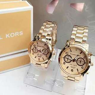 Michael Kors Couple watch ❤