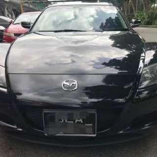 Mazda RX-8 1.3A