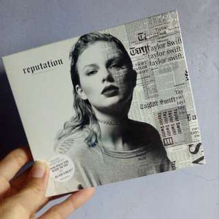 Reputation Standard CD