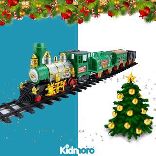 74cm Classic Christmas Train