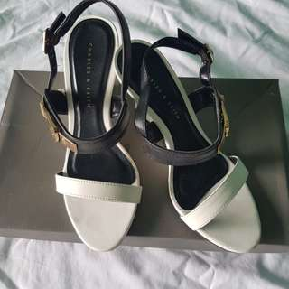 Charles and Keith Size 5