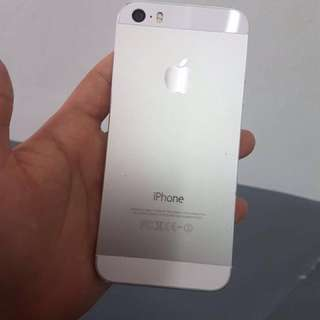 Ntc approved iphone 5s(smartlocked)