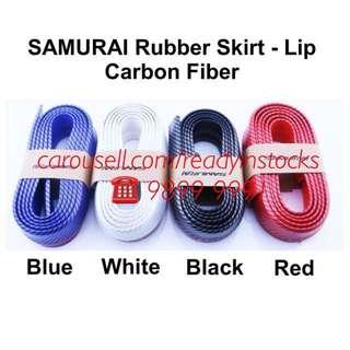 Toyota Hiace - Nissan NV200 - Nissan NV350 - Universal SAMURAI RUBBER Roof Boot Lip Skirting / Toyota - Nissan Accessories