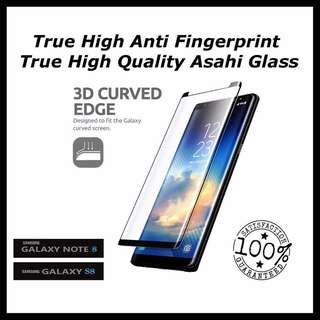 ★Note 8/s8/s8+ Screen Protector Case Friendly