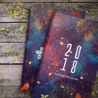BN brand new 2018 planner muslim muslimin muslimah diary islam islamic quotes
