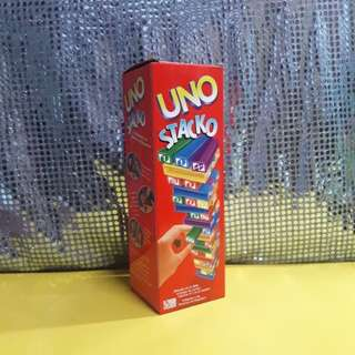 UNO STACKO (Jenga) (actual pics here)