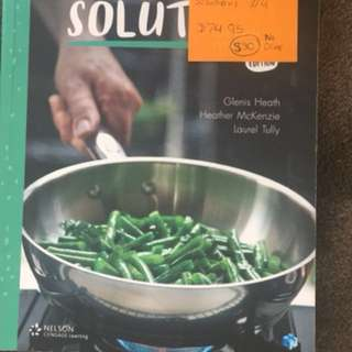 Cooking Textbook