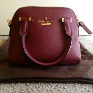 Kate Spade Mini Masie Crossbody Bag