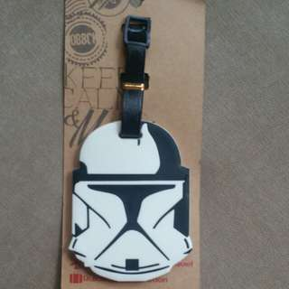 Star Wars Luggage Tag Stormtroopers BN
