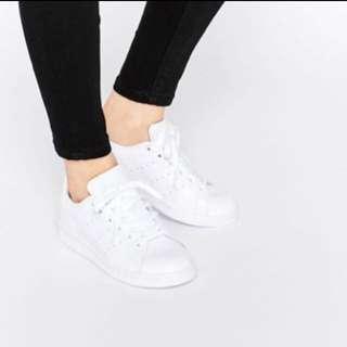 Authentic Adidas Triple White Stan Smith