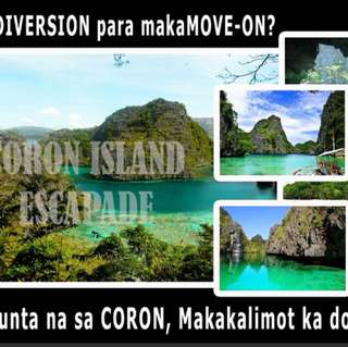 Coron Palawan Tour Package for 3D2N