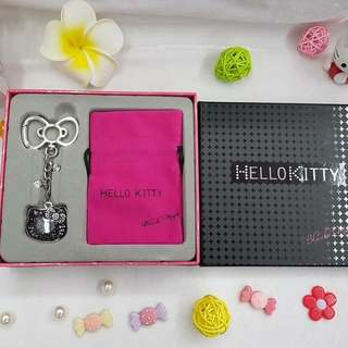 Hello Kitty Original Keychain Gift Set