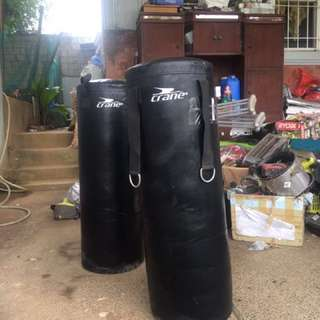 Crane 25kg punching bag