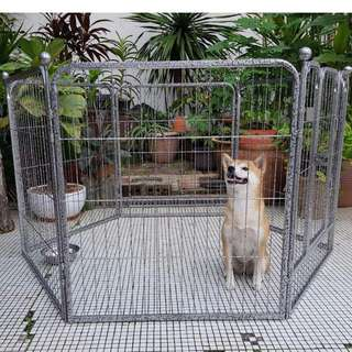 NEW, High Quality Reliable Heavy Duty Pet playpen / Dog cage / Dog fence / Dog Playpen / Play pen