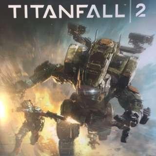 Titan Fall 2 ps4