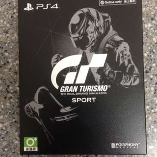 PS4 Games - Gran Turismo Limited Edition