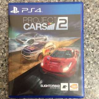 PS4 Games - Project Cars 2