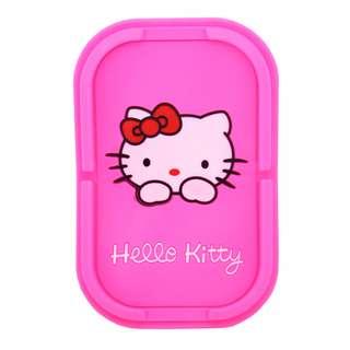 Hello Kitty Pink Anti Slip Mat And Phone Holder
