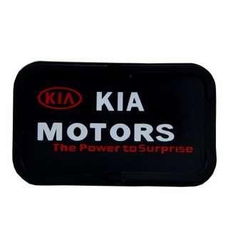 Kia Anti Slip Mat And Phone Holder