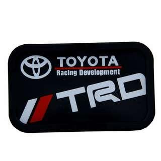 Toyota Anti Slip Mat And Phone Holder