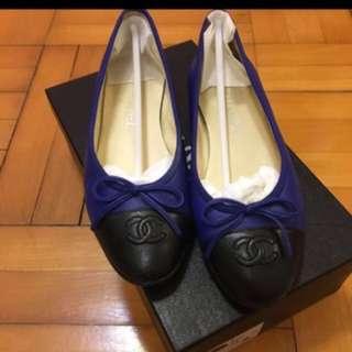 Chanel ballet shoes, flat shoes, 平底鞋