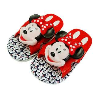 Sandal Minnie Mouse dan Mickey Mouse