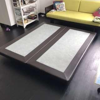 Free King Size Bed Base