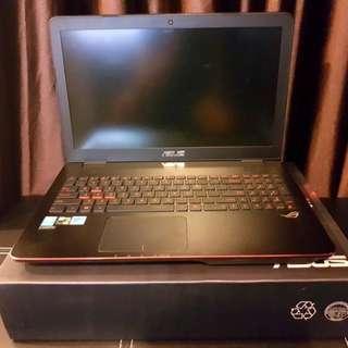 ASUS ROG LAPTOP G551J (i7-4710HQ, GTX860m, 12GBddr3 ram)