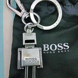 Hugo Boss 'Robot Keychain'