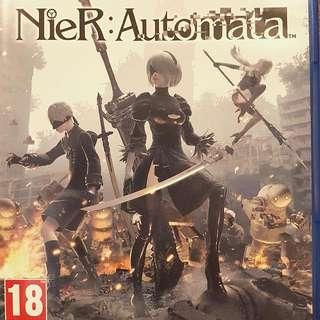 Nier Automata PS4 Game (Region 2)