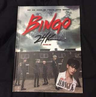 WTS 24K BINGO: THE REAL ONE ALBUM