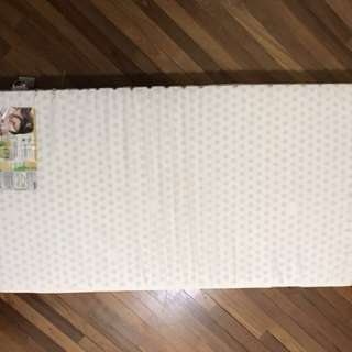 Cot mattress natural latex
