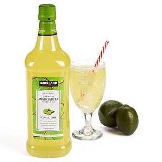 美國🇺🇸Kirkland Margarita Mix檸檬特飲🍹