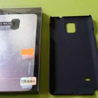 全新Note 4 太空鋁底全包邊保護套,銀色粉红色,2個40蚊,原88蚊 note4 AL , new, 40for2