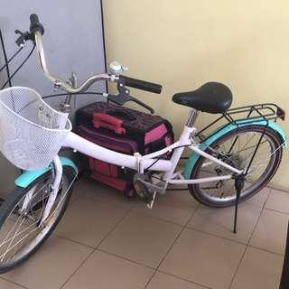 Pre Loved Folding Bike