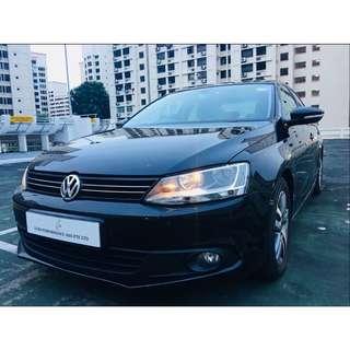 Volkswagen Jetta 1.4 Auto TSI DSG