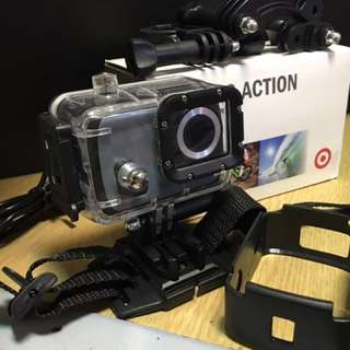 Sports Action Camera ( HD 1080p ) Bnew