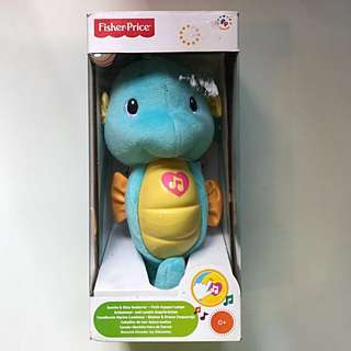 BNIB Fisher Price Soothe& Glow Seahorse