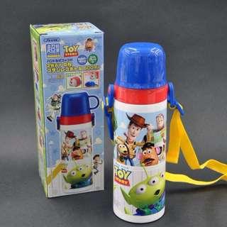 <日本直送, 現貨> Toy story (超輕量) 600ML 超輕量不銹鋼水壺