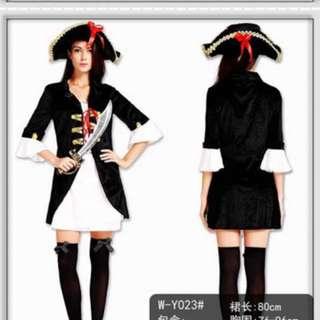 Pirates Costume (women's)