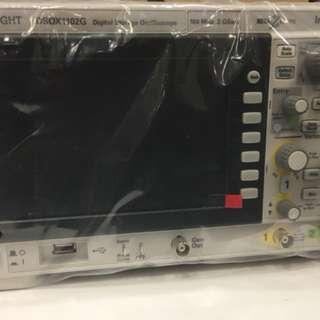 Keysight DSOX1102G Oscilloscope 100MHz, 2 Analog Channels