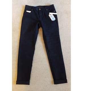 New Refuge Black jeans