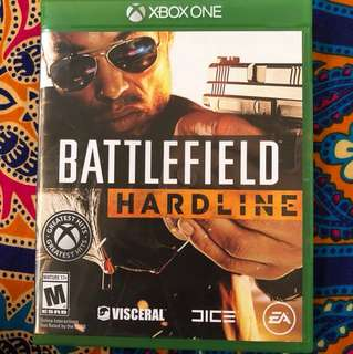 battlefield hardline for Xbox one
