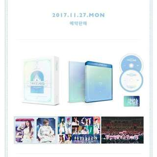 [PREORDER] TWICE -  Twiceland: The Opening Concert Blu-Ray