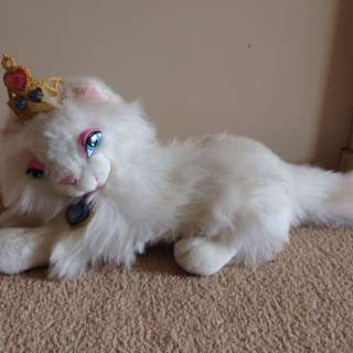 "Barbie princess "" Serafina"" Cat"