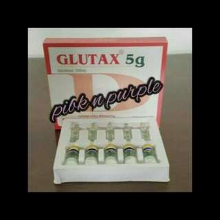 GLUTAX 5G RED COMPLETE SET