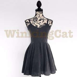 (D162)Vintage Dress