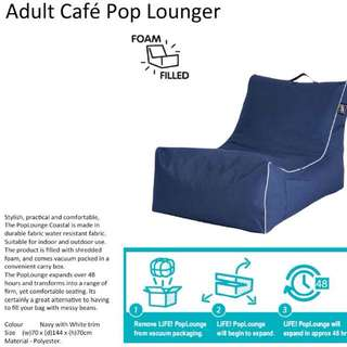 Lounger indoor / outdoor