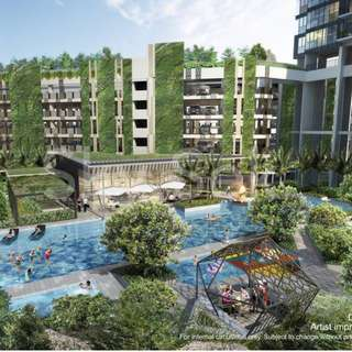 Ideally Located! Brand New! Walk to MRT
