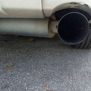 HKS Exhaust for Mitsubishi Lancer Ex CY2A/CY4A